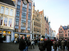 [ARCHIVES]Bruges (DiscoloredBlueSummers) Tags: coolpix nikon winter street bruges belgium