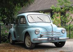 1960 Renault 4CV (rvandermaar) Tags: 1960 renault 4cv renault4cv sidecode1 bk4277