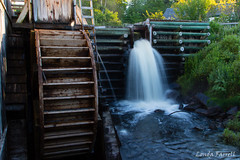 Sawmill at historic Sherbrooke Village (londa.farrell) Tags: 2016canon canada canondslr canoneos7dmarkii july novascotia sherbrooke summer sawmill water wheel flow flowingwater historic sherbrookevillage landscape outdoor building