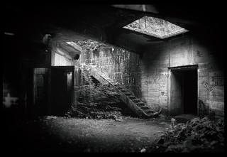 Bunker-Ruine