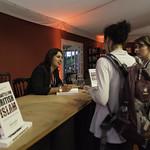 Sara Khan Book Signing