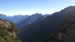 """Southern Dolomites view from the AV 2 trail """"The Way of the Legends"""" (ab.130722jvkz) Tags: italy veneto alps easternalps dolomites mountains"""