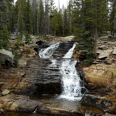 So little water (torhalla) Tags: photography cascade landscapes streams rivers mountains torhalla58 water outdoors nature waterfall