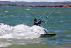 (JOAO DE BARROS) Tags: barros sport blur speed nautical joo kitesurf action