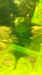 RaptorTalon: Vengeful Vanguard. (V13) (RaptorTalon) Tags: yay finally done raptortalon hero factory green white grenades energy moc lego bionicle dark edgy dank memes hail bricklink