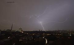 lightning -So Paulo (Cassio Piccolo) Tags: ceu storm tempestade lightning raios relampagos nature wildnature