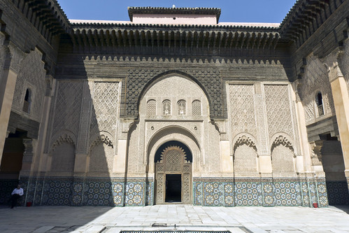 Thumbnail from Ben Youssef Madrasa