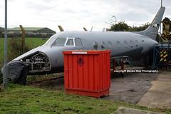 N22746 BAe Jetstream 3102 (SPRedSteve) Tags: gcony n22746 bae jetstream 3102 airliner aircraft aviation stathan wales uk wreck relic
