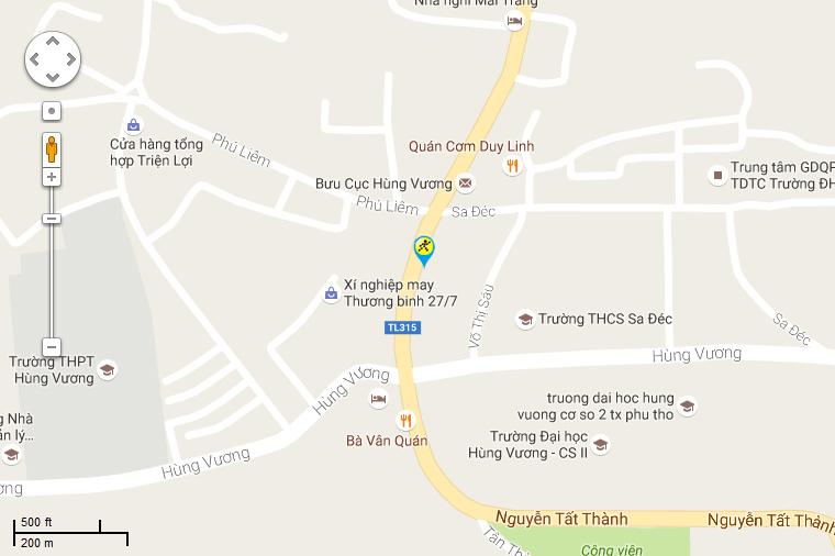Khai trương siêu thị Điện máy XANH Đinh Tiên Hoàng, Phú Thọ