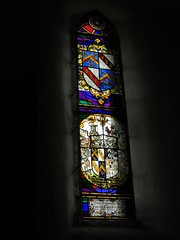 UK - Buckinghamshire - Fawley - St Mary the Virgin church - Stained glass window originally from Fawley Court c1624 (JulesFoto) Tags: uk england clog centrallondonoutdoorgroup buckinghamshire fawley church