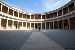 Granada - La Alhambra (JOAO DE BARROS) Tags: spain alhambra joo barros monument architecture granada