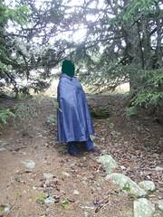 RainMac-blau-IMGP0045 (Umhaenge2010) Tags: cape cloak cloack umhang regenumhang raincape capeimpermable