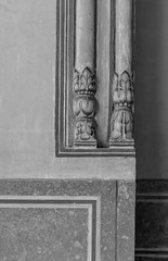 0W6A8226 (Liaqat Ali Vance) Tags: artistic design interior badshahi mosque masjid black and white photo google yahoo liaqat ali vance photography punjab pakistan mughal architecture heritage