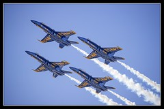Fleet Week Fly Over (DTT67) Tags: blueangels jets planes baltimorecity baltimore maryland canon 1dxmkii