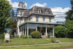 Second Empire, Tidioute, PA (joseph a) Tags: victorian victorianhouse tidioute pennsylvania secondempire
