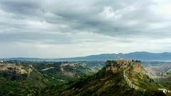 Civita di Bagnoregio (Federica_F) Tags: landscape cityscape italy borgo hccity paesaggio