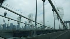 Manhattan Bridge - New York - tats-Unis (vanaspati1) Tags: vanaspati1 ville town pont rivire river east manhattan bridge new york tatsunis