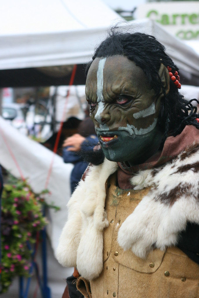 The worlds best photos of costume and orc flickr hive mind img1476 lerouxximilien62 tags calvados normandie france fantasy orc costume solutioingenieria Choice Image