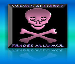 TradesAlliance_Flag (Sub Martis) Tags: pirate pirates pirateflag pirateship starship arianrhod piratesweb submartis space pirateadventure spacepirate spacepirates