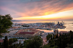 Sunset on Ancona (22620) (Danilo Antonini (Pescarese)) Tags: ancona molevanvitelliana lazzaretto exlazzaretto mole pentagono molo porto tramonto sunset marche italia turismo citt mostre mostra eventi museo paesaggio panorama puntopanoramico belvedere pentagonale areaportuale mare mareadriatico treppiedi manfrotto luigivanvitelli pentagon pier harbor italy tourism touristdestination touring town exhibitions shows events museum landscape seascape panoramicpoint portarea sea adriaticsea tripod adriatico natura nature monteconero metaturistica attrazioneturistica touristattraction tourist localitbalneare localitturistica daniloantoniniphotographer pescarese regionemarche architettura