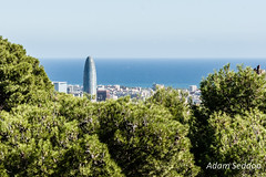 Gaudi Guell 2014-177 (Adam_12) Tags: barcelona architecture spain europe modernism unesco gaudi catalan parkguell worldheritage