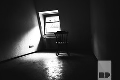 old mysterious Psychiatry (rayporterphotos) Tags: old blackandwhite white black vintage psychiatry cool sony german mysterious horror shooting effect slt beginner photshop gütersloh sennestadt sonyslt58