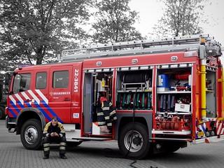 Brandweer Oirschot Mercedes-Benz Atego AF