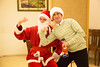 Pumped Up With Santa: Beit Jala, Palestine