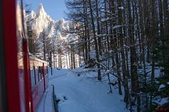Train du Montenvers (Claude Jenkins) Tags: merdeglace chamonixmontblanc lesdrus montenvers seaofice traintoglacier