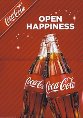 Coca-Cola Open Happiness (hytam2) Tags: christmas xmas cola coke santaclaus cocacola openhappiness