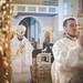 27 ноября 2014, Заупокойная литургия и отпевание почившей преподавательницы Регентского отделения / 27 November 2014, Funeral service for deceased teacher of the Choir department