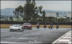 Roll Out (DIVIO | photography za) Tags: white cars car canon photography track group bikes continental automotive 7d gt daytona ducati za lamborghini bentley kyalami supercars trackday v12 lambo superbikes gtspirit autogespot divio lp700 lp7004 aventadoor diviophotography autobible