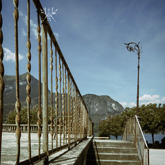 davanzale (lightsaber*) Tags: lake como landscape lago stair it scala paesaggio ruby10