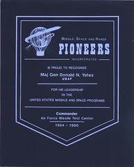 "Maj_Gen_Donald_N_Yates_USAF-1954-1960 <a style=""margin-left:10px; font-size:0.8em;"" href=""http://www.flickr.com/photos/130192077@N04/15787758943/"" target=""_blank"">@flickr</a>"
