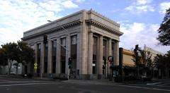 (sftrajan) Tags: california architecture mainstreet downtown cellphone bank hayward banking neoclassical bstreet