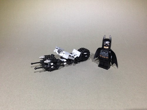 The Bat pod redux