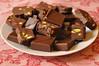 Christmas fudge (DeniseJC) Tags: chocolate fudge homemade pistachio forchristmas