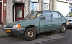 1984 Peugeot 205 GL 1.1 (rvandermaar) Tags: 1984 peugeot 205 gl sidecode4 lk88lx