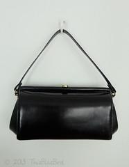 Vintage Handbag Purse (thisbluebird) Tags: vintage purse handbag vintagehandbag framebag vintagepurse thisbluebird