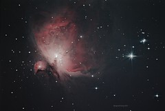 M42 orion nebula (Themagster3) Tags: astrophotography orion m42 astronomy orionnebula deepsky