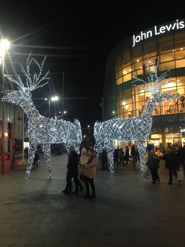 20/12/2014 - Liverpool One Ice Festival