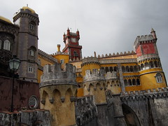 Sintra Castle.