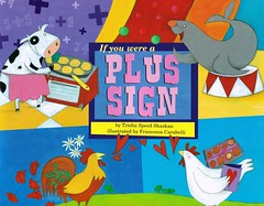 If You Were a Plus Sign (Vernon Barford School Library) Tags: new school fun reading book high library libraries reads books super read paperback cover add math junior plus mathematics covers bookcover pick middle adding fraction vernon quick maths recent picks qr bookcovers nonfiction addition paperbacks fractions plussign barford softcover quickreads quickread mathfun vernonbarford softcovers trishaspeedshaskan superquickpicks superquickpick francescacarabelli 9781404861725