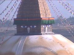 Boudhanath Buddha Eyes