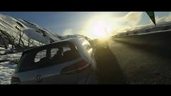#Volkswagen Golf GTI (B O'conner) Tags: car golf volkswagen drive gti driveclub