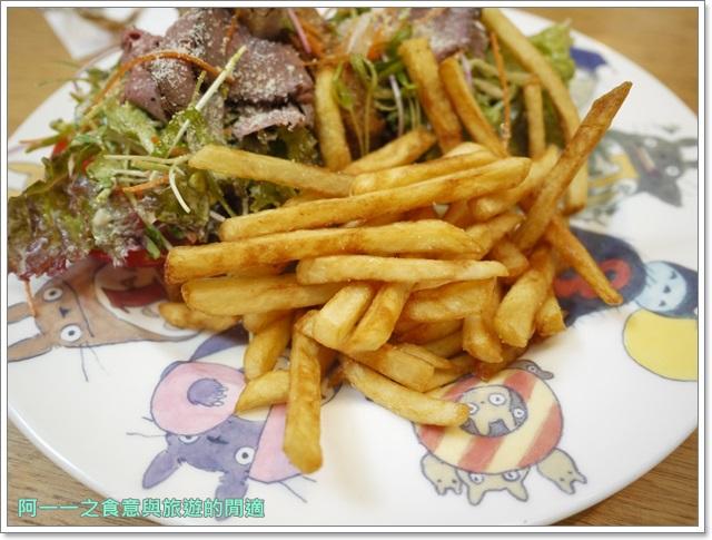 東京美食三鷹之森宮崎駿吉卜力美術館下午茶草帽咖啡館image016