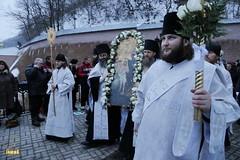 53. Праздник Богоявления в Святогорской Лавре