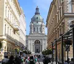 St. Stephen's Basilica | Budapest | Hungary (sidebworld) Tags: st hungary basilica budapest casio stephens exilim santo stefano ungheria exh15