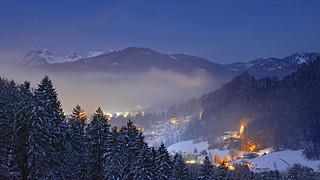 Snowy Berchtesgaden
