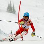 Max Peiffer wins FIS Western Can Am Open slalom at Schweitzer Mtn. Resort PHOTO CREDIT: Derek Trussler